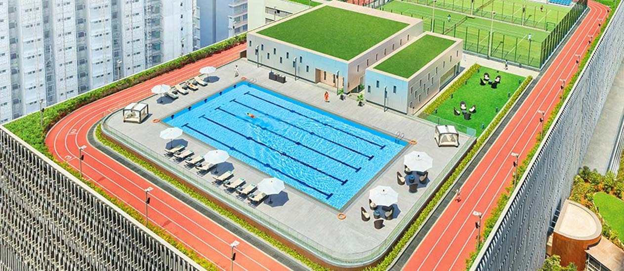 lodha world one project amenities features2