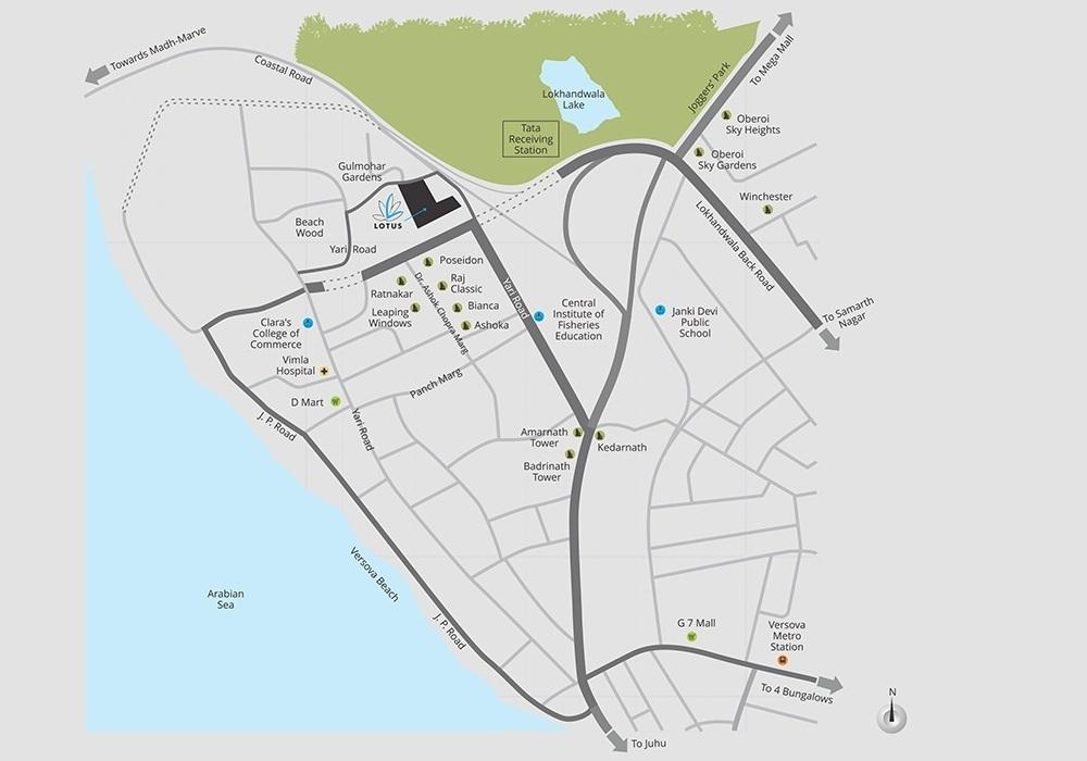 lotus unity project location image1