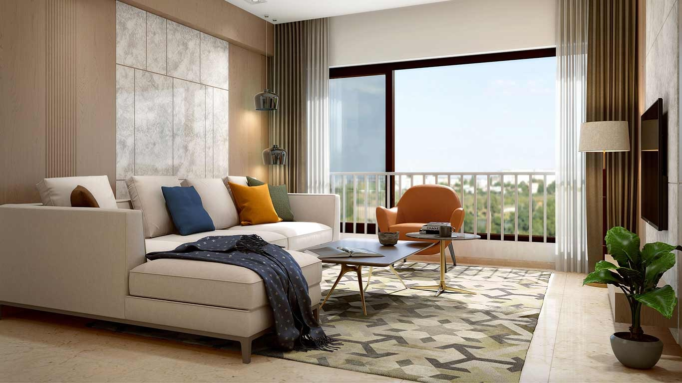 mahindra alcove wing d and e project apartment interiors1