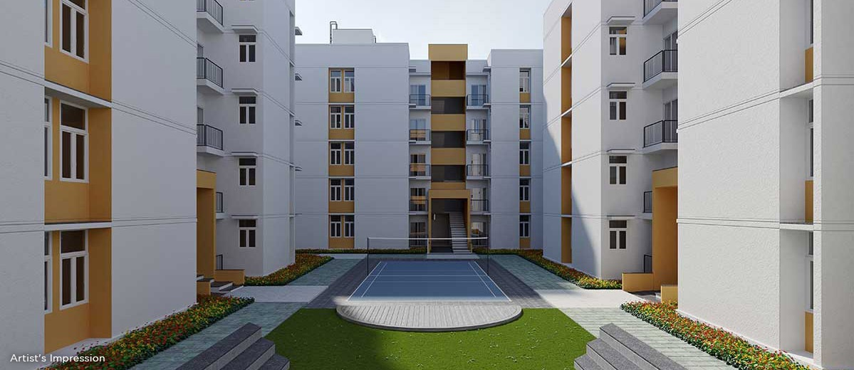 mahindra lifespaces happinest boisar project tower view2