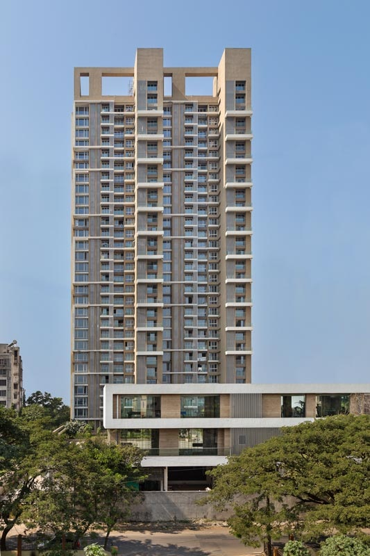 maithili emerald bay project tower view4