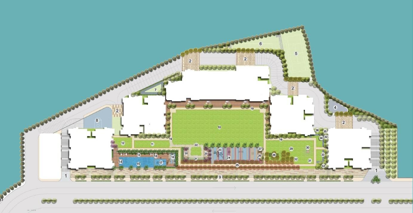 micl aaradhya highpark project 2 of phase i master plan image6