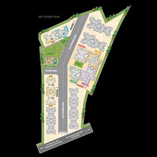 mirador utsaav master plan image5