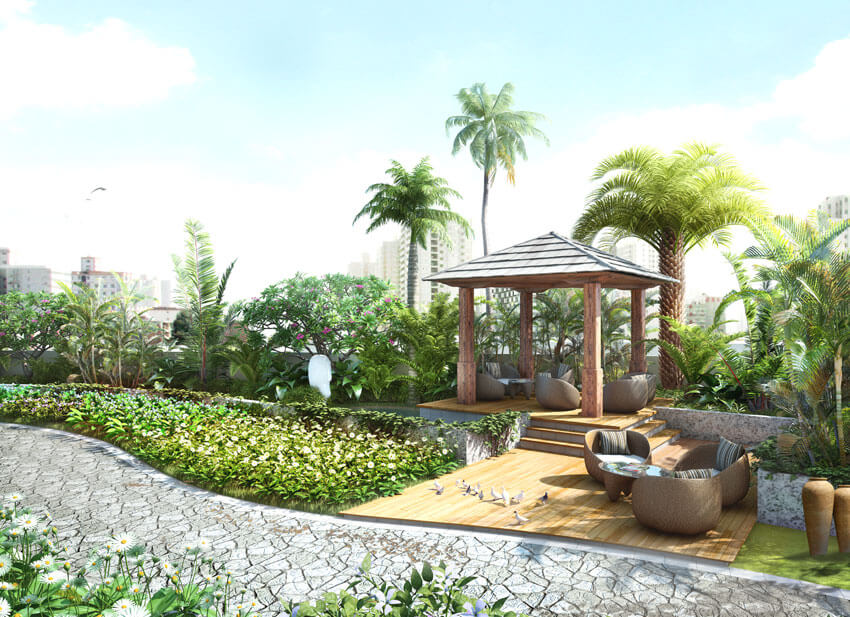n rose northern heights amenities features2