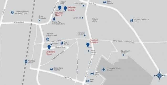 neumec niwara project location image1