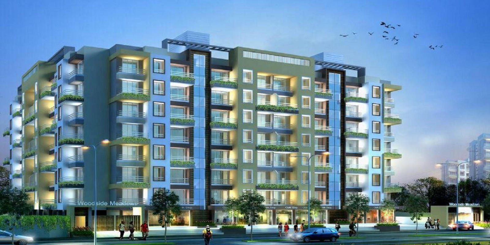 om shree sai woodside meadows project project large image1