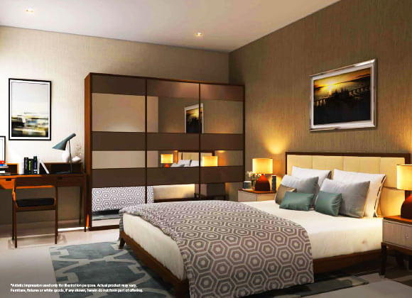 omkar lawns and beyond phase 3 apartment interiors10