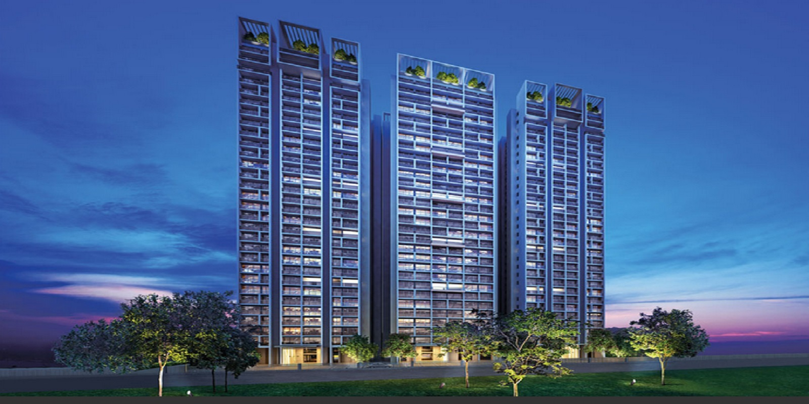 one indiabulls thane project large image2