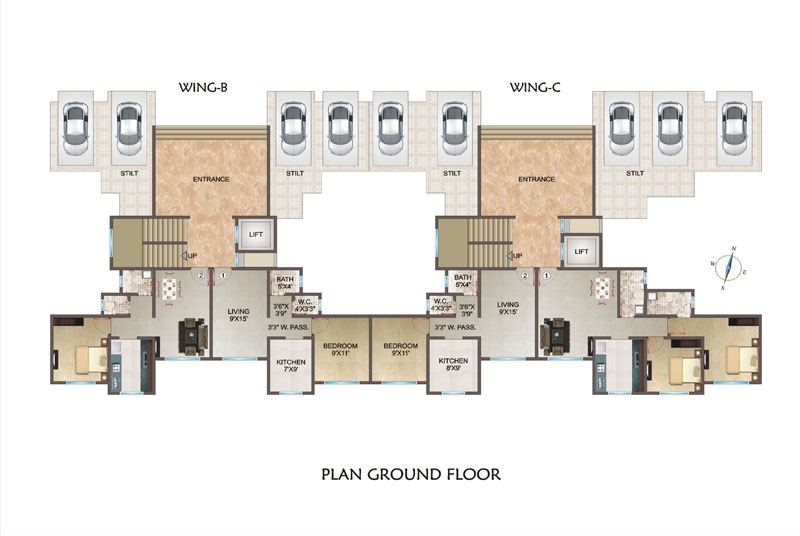 ornate classic project floor plans1