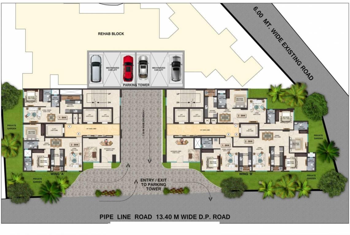 ozone mirabilis project master plan image1