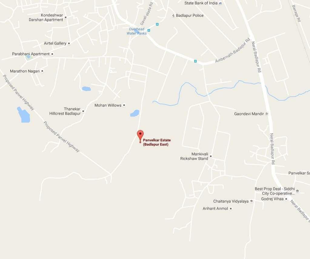 panvelkar estate stanford phase 2 location image5