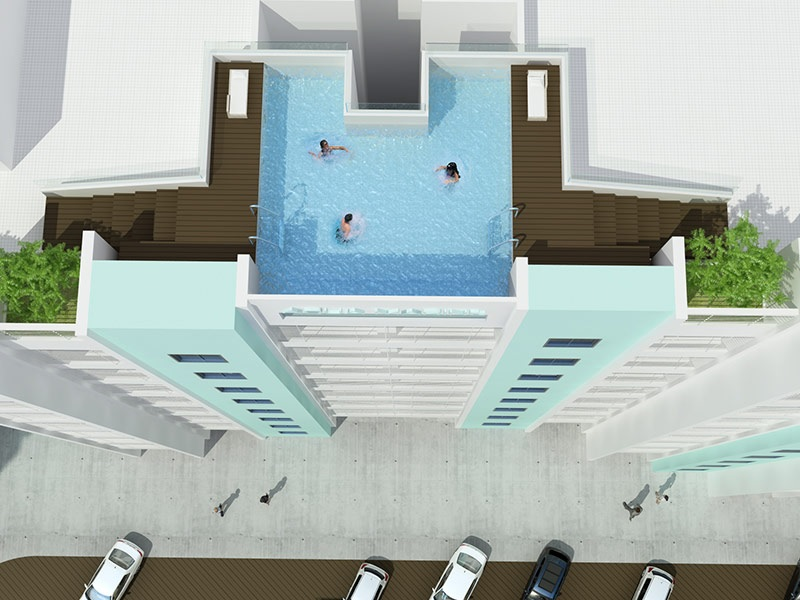 panvelkar realtors aquamarine project tower view1