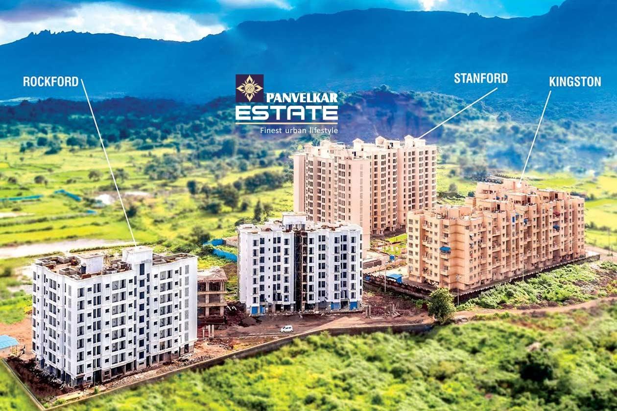 panvelkar realtors estate project tower view1