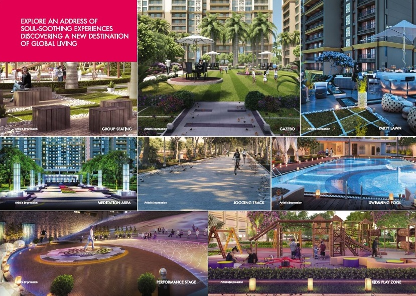 paradise lifespaces sai world city amenities features9