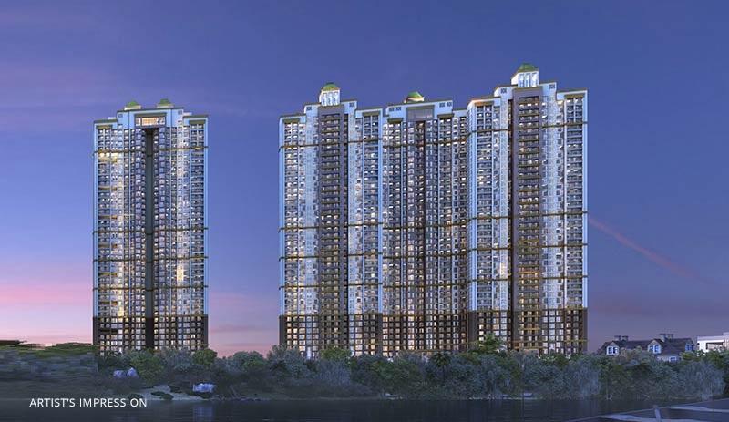 paradise lifespaces sai world city tower view5
