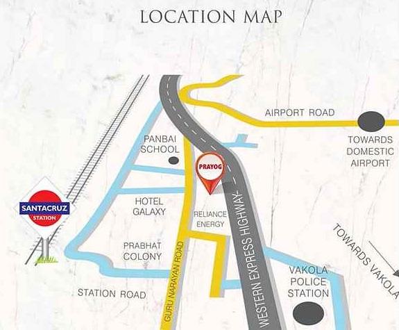 paranjape prayog project location image1