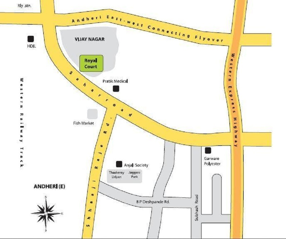 paranjape schemes royal court project location image1