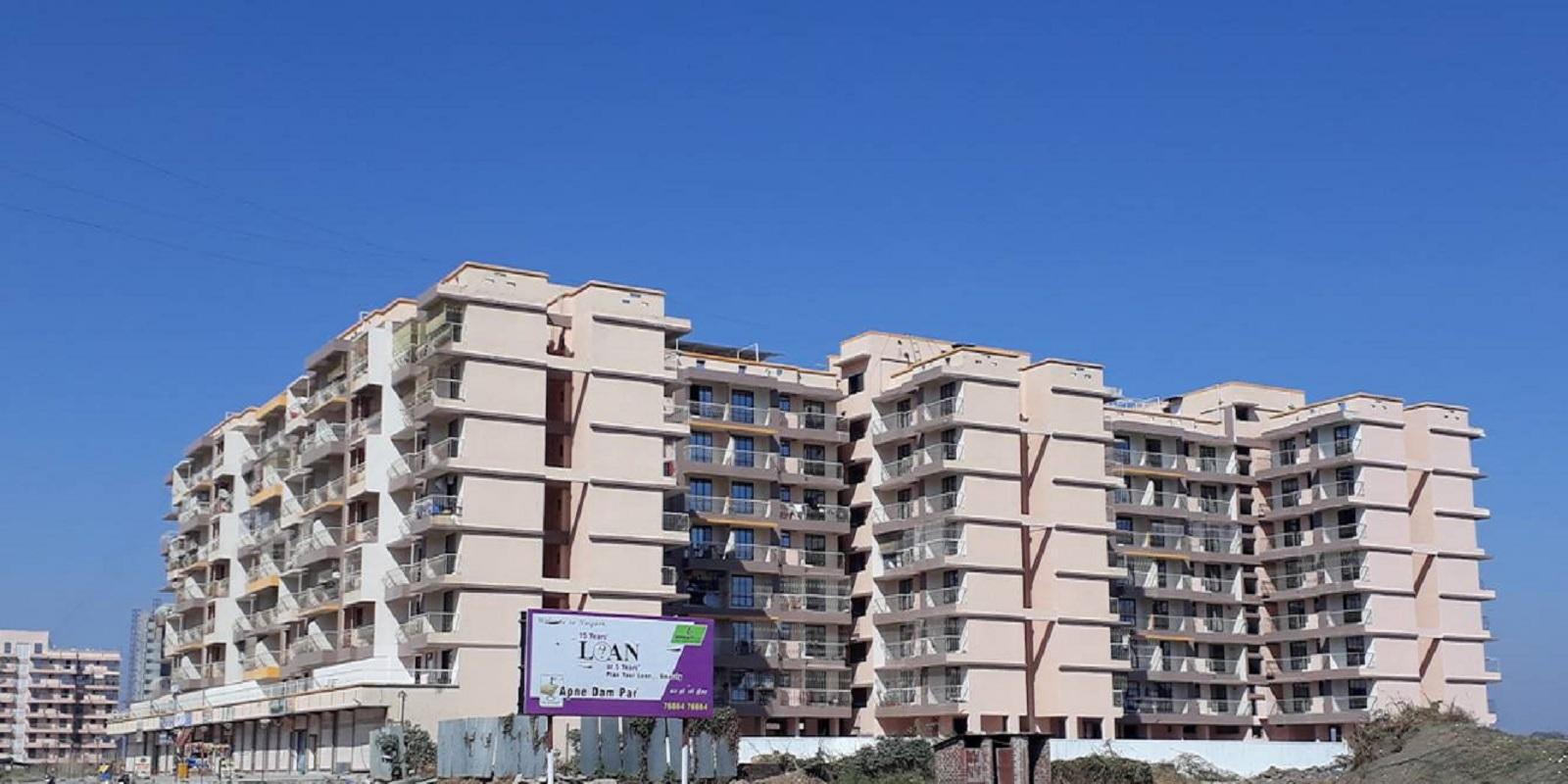 parasnath nagari building no. 2 project project large image1