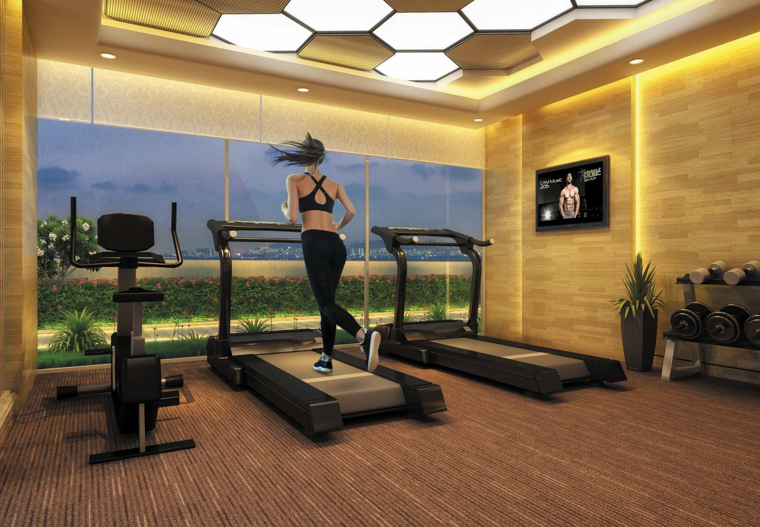 parth skyone amenities features8