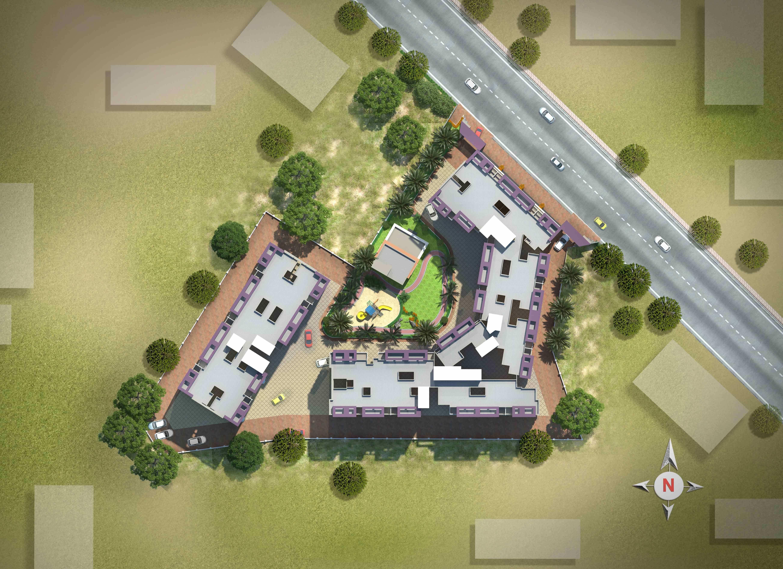 patels prestige project master plan image1