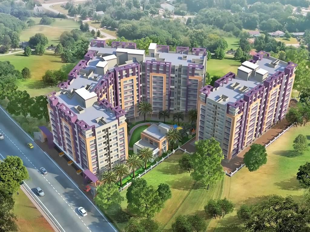patels prestige project tower view1