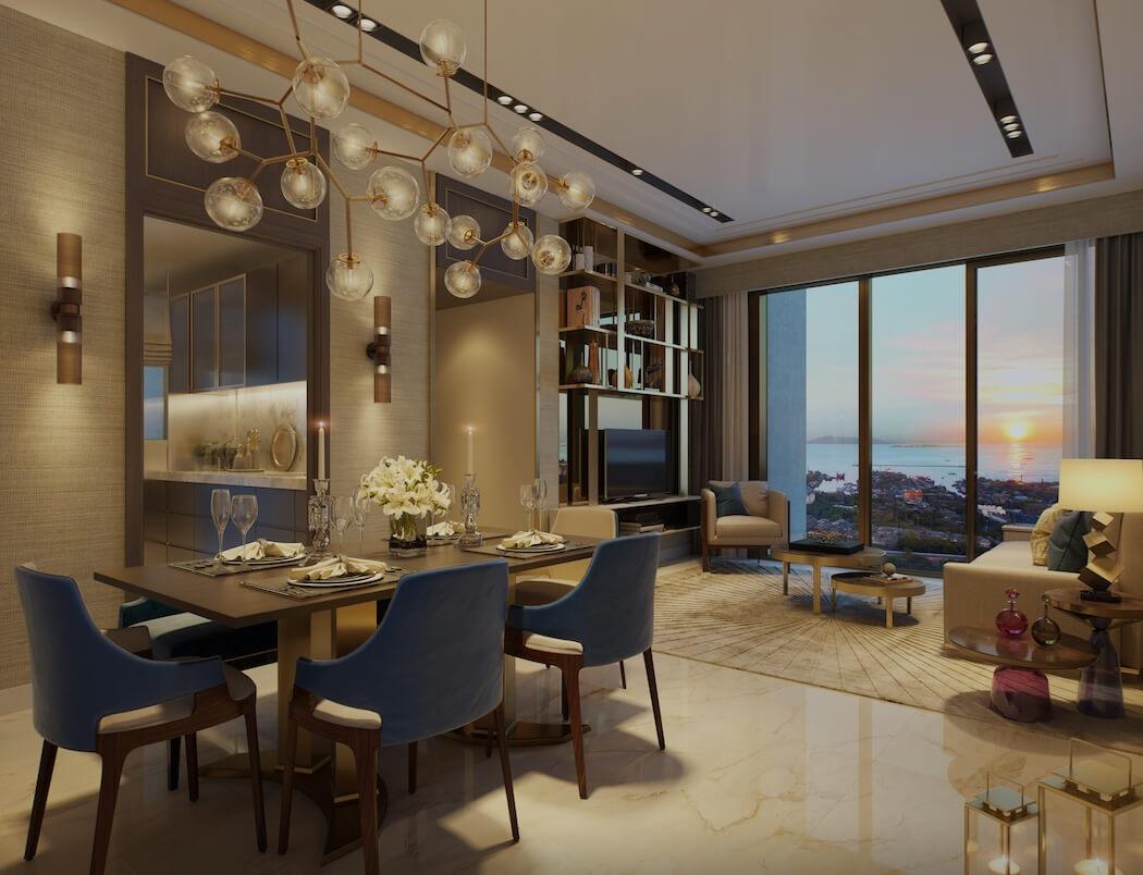 piramal aranya wing b apartment interiors8