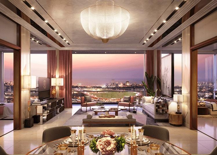 piramal mahalaxmi central tower 2 apartment interiors6