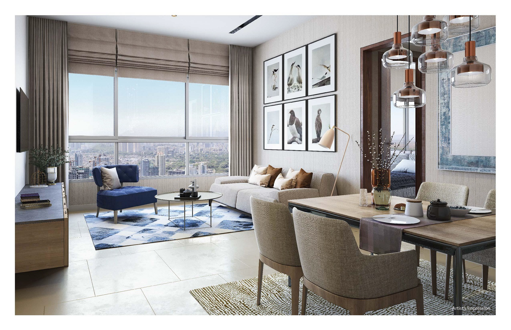 piramal vaikunth vidit apartment interiors9