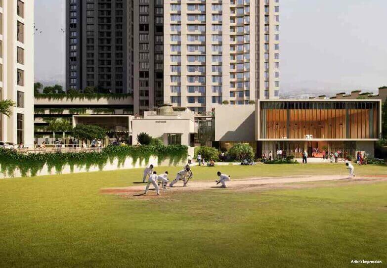 piramal vaikunth vijit sports facilities image1
