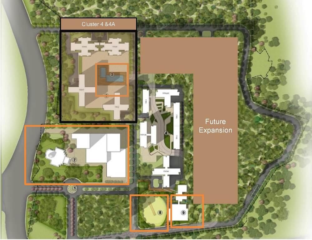 piramal vaikunth vyan master plan image1