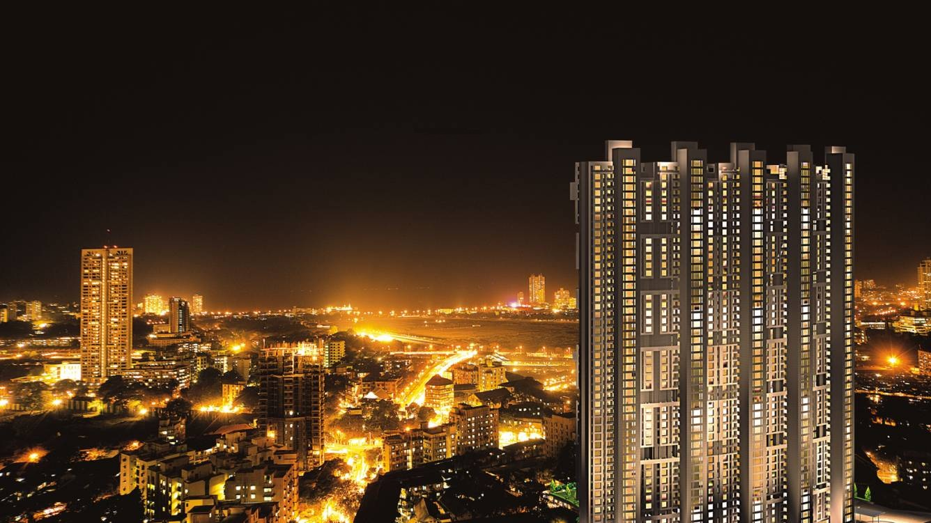planet godrej project tower view1