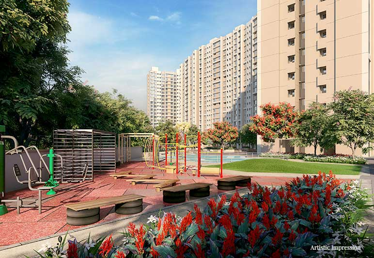 poddar wondercity phase ii amenities features4