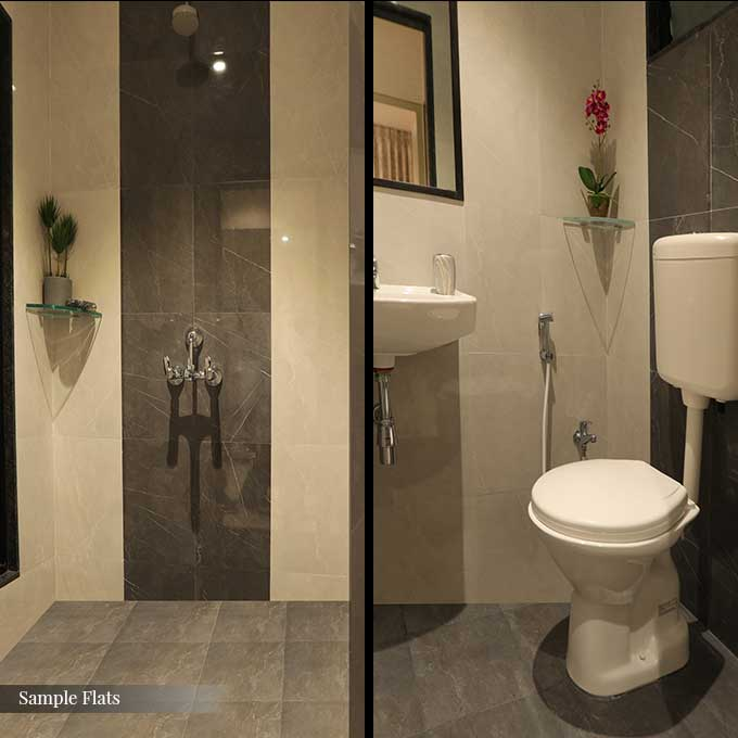 poddar wondercity phase iv apartment interiors8