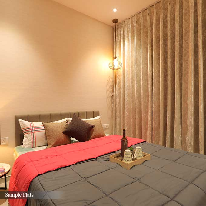 poddar wondercity phase v apartment interiors8