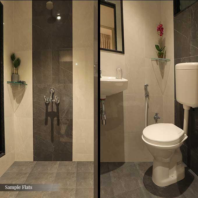 poddar wondercity phase vi apartment interiors8