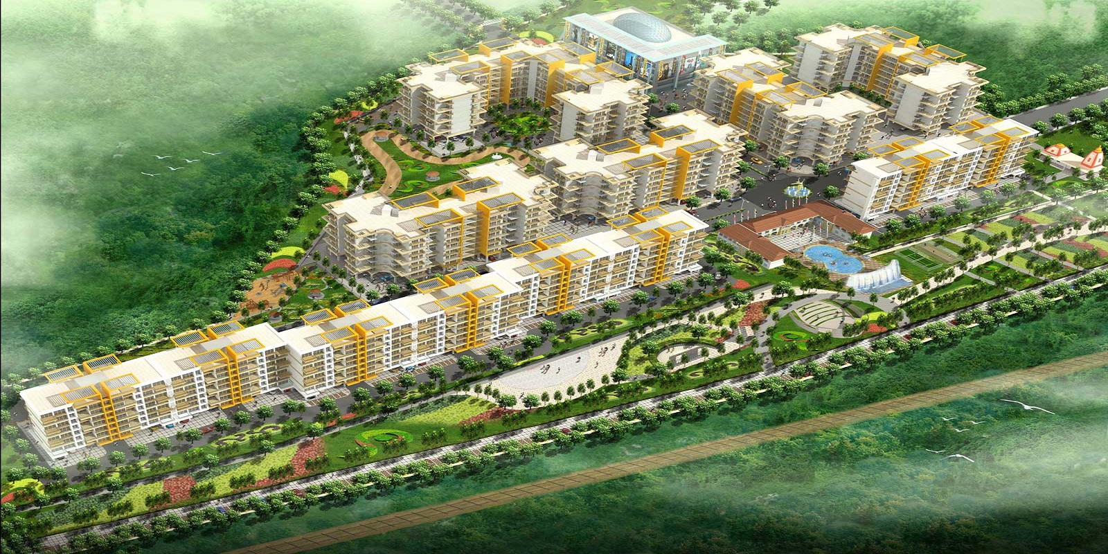 pranjee garden city phase 2 in badlapur mumbai project overview