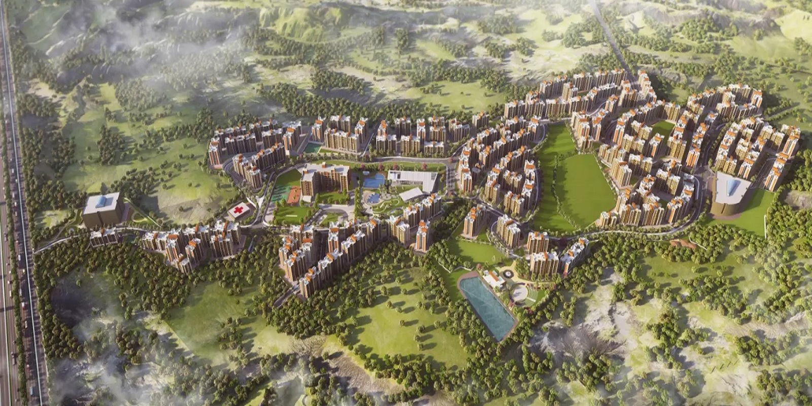 puraniks city sector 3 project large image2