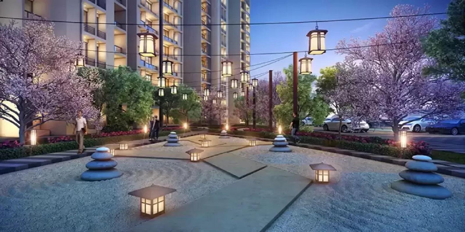 puraniks tokyo bay phase ii amenities features8