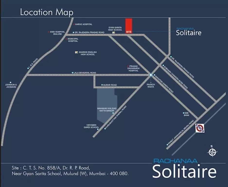 rachnaa solitaire location image4