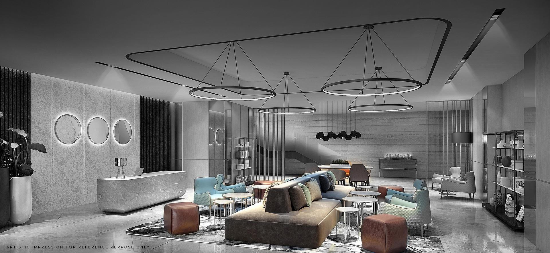 radius one mahalaxmi phase 2 project apartment interiors2