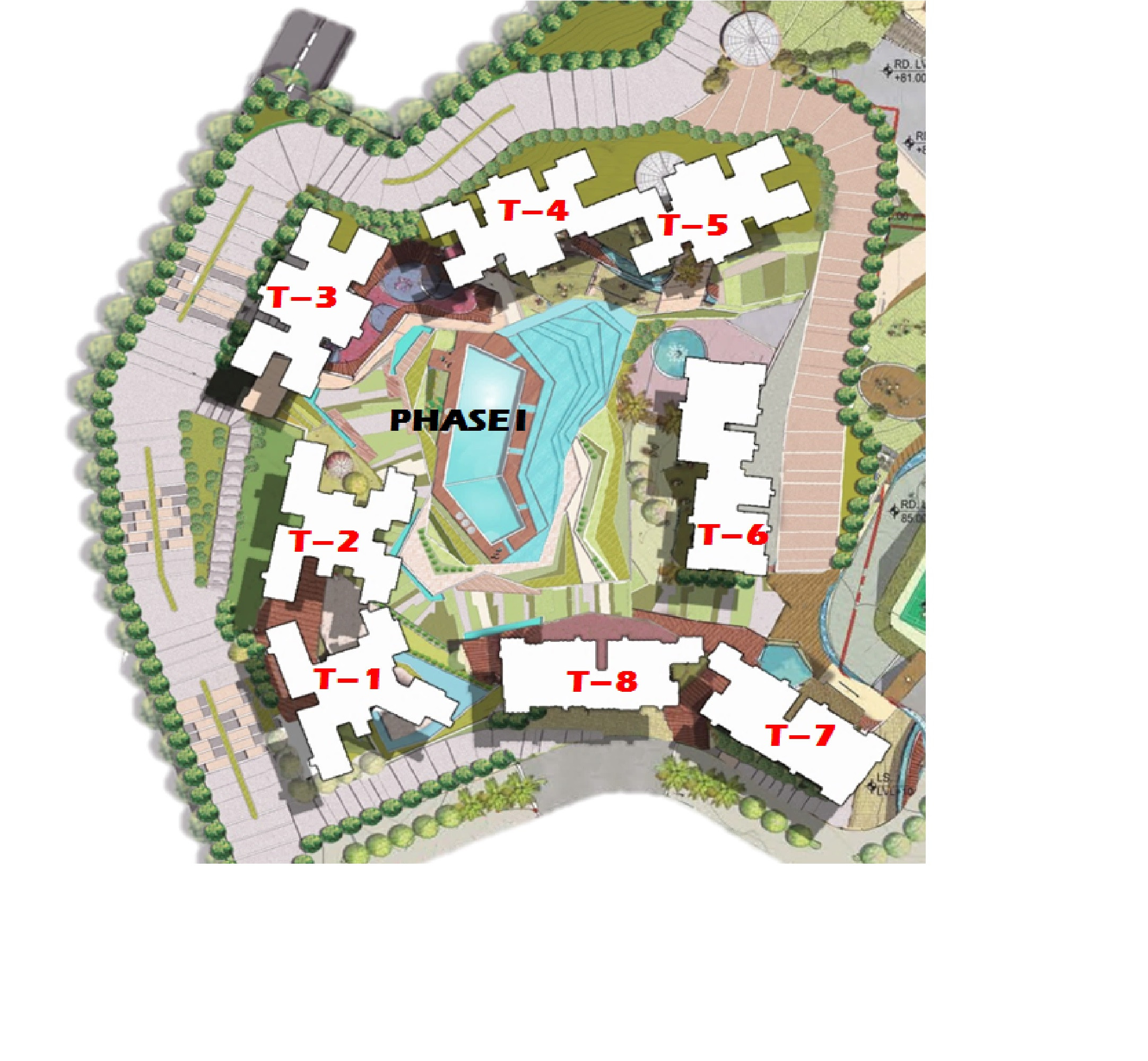 radius project central park master plan image1