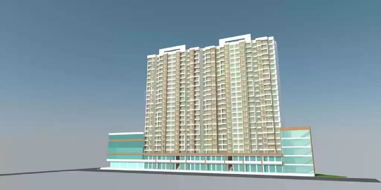 rajdeep wisteria square project project large image1