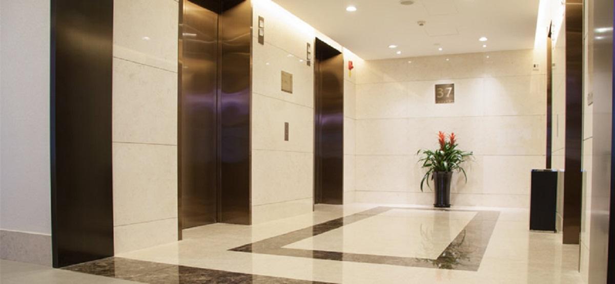 ratnaakar aventus heights project lift lobby image1