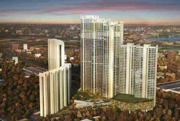 raunak bliss phase a a3 tower view6