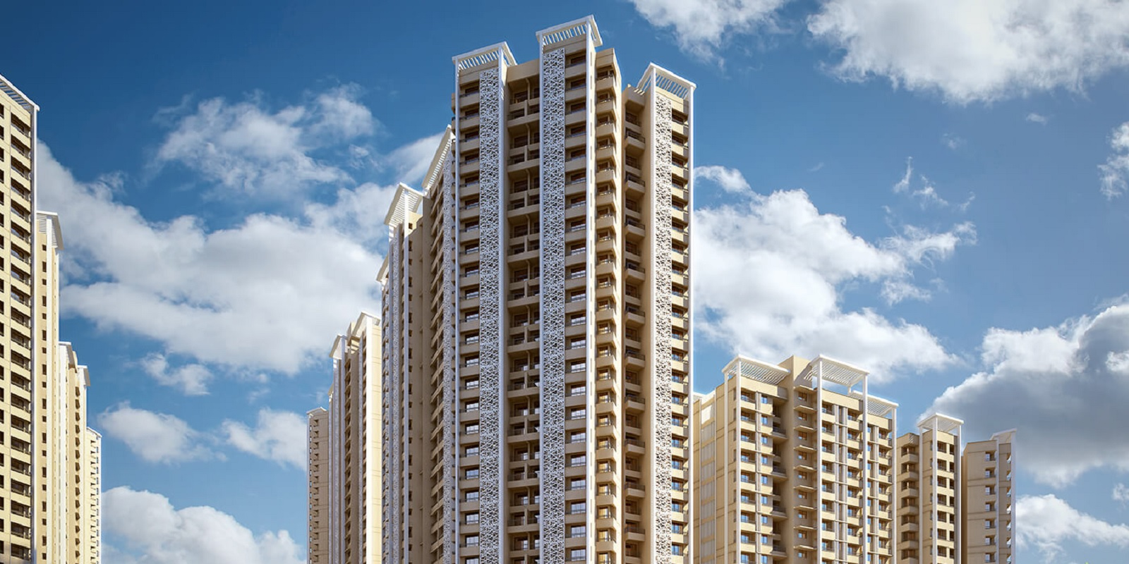 raunak city sector 4 d2 project large image2