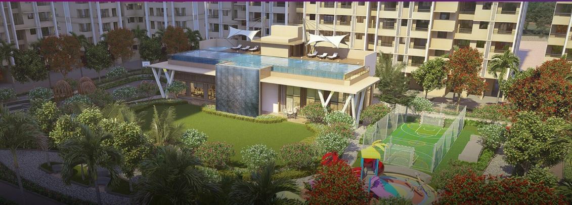 raunak city sector iv d4 amenities features8