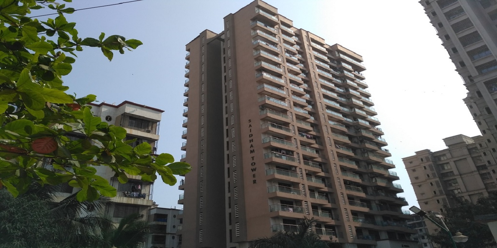 raunak sai dham towers project large image1
