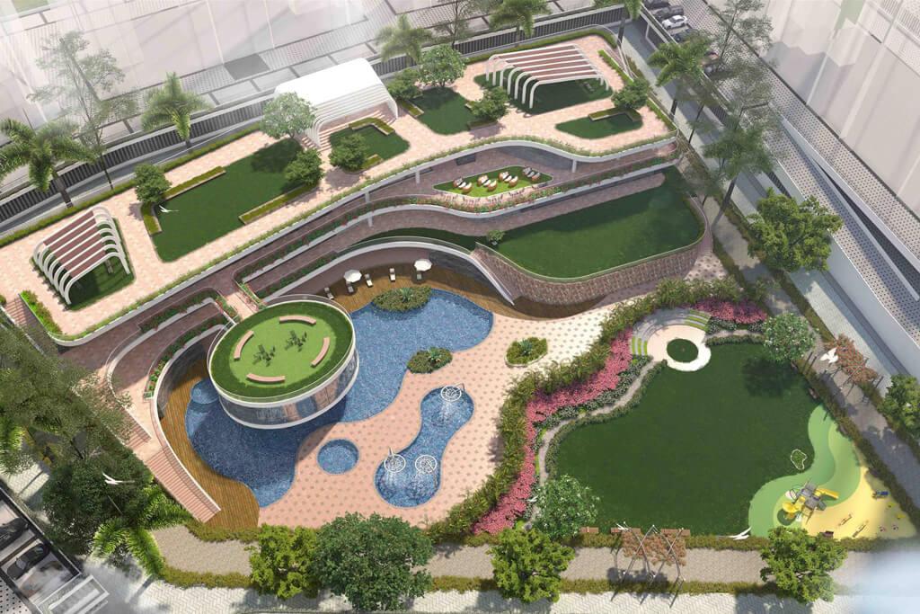 regency anantam amenities features1