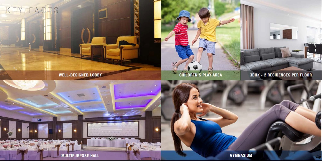 rohan lifescapes arihant project amenities features1