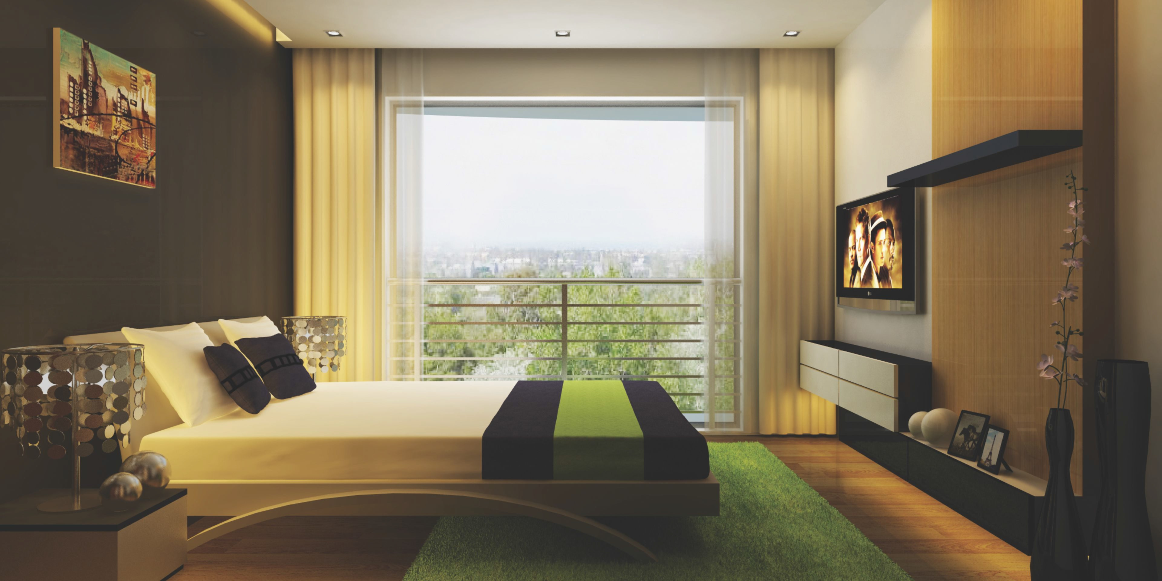 romell aether apartment interiors1
